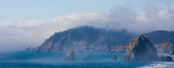 The Haystack, Canon Beach