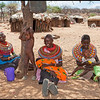 Honorable Mention - Samburu Women & Children