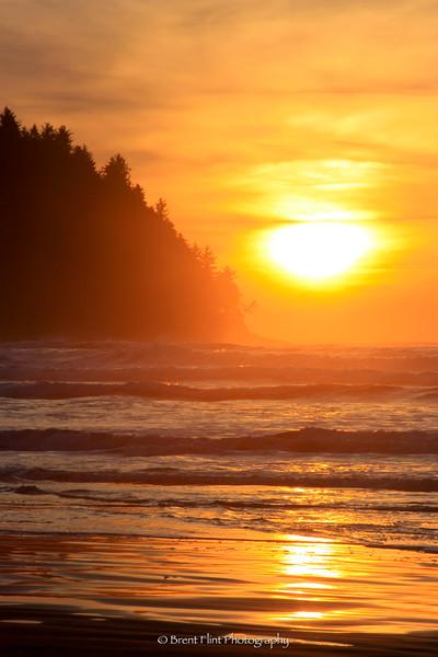 DF.612 - sunset, Seaside, OR.