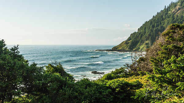 Cape Perpetua, Oregon Coast