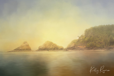 Life In Perfection - Heceta Head Lighthouse - Oregon Coast