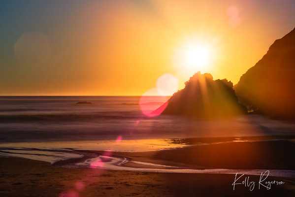 Indian Beach, Ecola State Park, Oregon