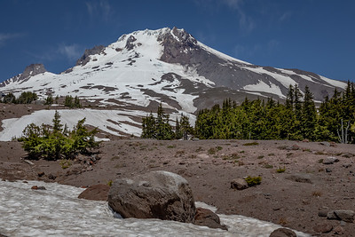 Mt Hood from Timberline Lodge-8