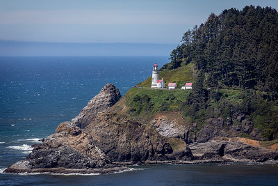 Heceta Hd Lighthouse, Lane County, Oregon --2
