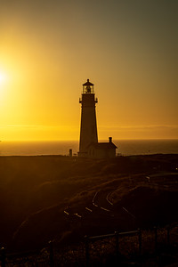 Yaquina Head Lighthouse, Newport, OR - -131