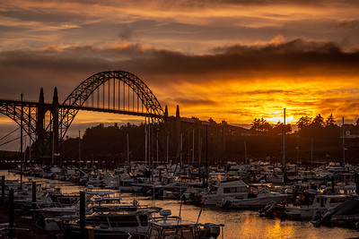 Newport,Oregon  Marina --28