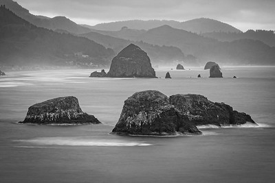 Chapman Point, Ecola Park, Cannon Beach - - -17