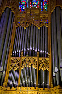 0064 Duke Chapel Aeolian Organ 10-29-08