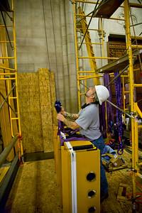 020 Duke Chapel - Aeolian Installation 4-3-08