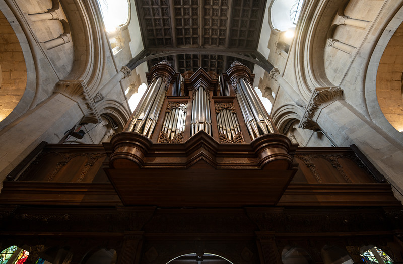 Christ Church Cathedral, Oxford (Aug 2021)