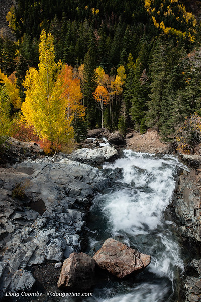 Outside Ouray, CO