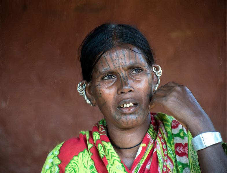 Orissa, India