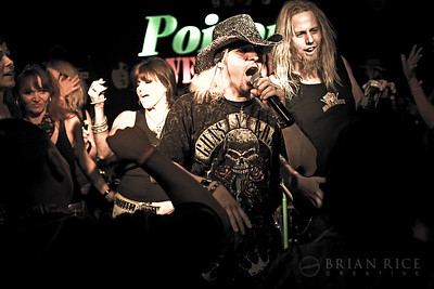 Poison Overdose at Harley Hotrods 05.10.09