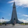 Reykjavik - Halgrimskirkja
