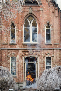 Provo Tabernacle Fire 009