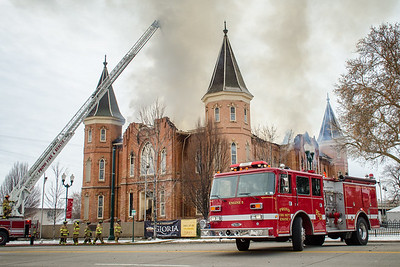 Provo Tabernacle Fire 026