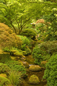 Japanese Gardens of Portland Oregon