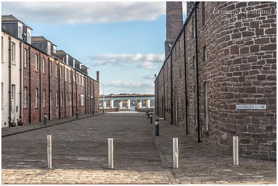 Chandlers Lane, Dundee Waterfront