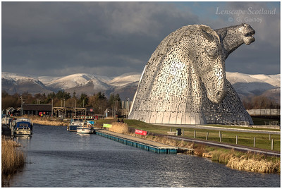 The Kelpies, Helix Park (1)