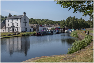 Forth & Clyde Canal - Union Inn