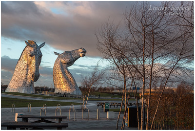 The Kelpies, Helix Park (5)