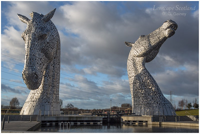 The Kelpies, Helix Park (2)
