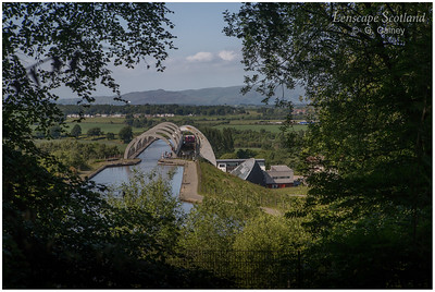 Falkirk Wheel - rotating boat lift (10)
