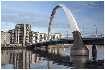 Clyde Arc bridge (1)