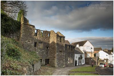 Cowane's House, St. Mary's Wynd