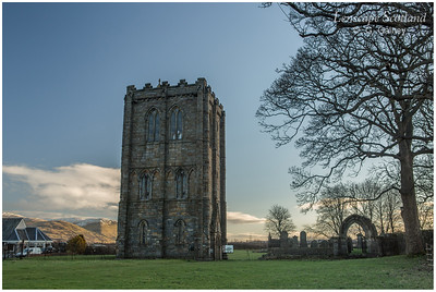 Cambuskenneth Abbey tower (1)