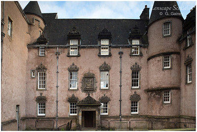 Argyll's Lodging, Mar Place