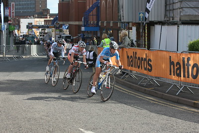 The Halfords Tour Series - Stoke-on-Trent - 07/06/11