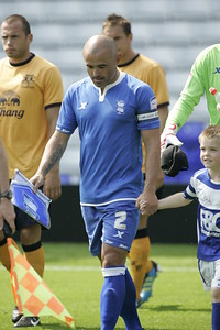 Pre-Season Friendly - Birmingham City vs. Everton - 30/07/11