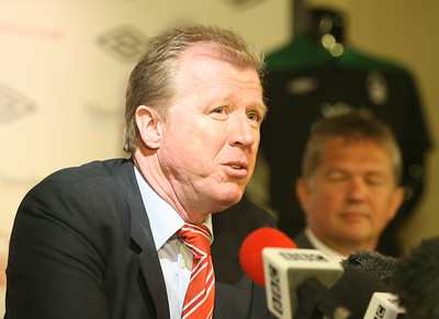 Steve McClaren Nottingham Forest Press Conference - 16/06/11