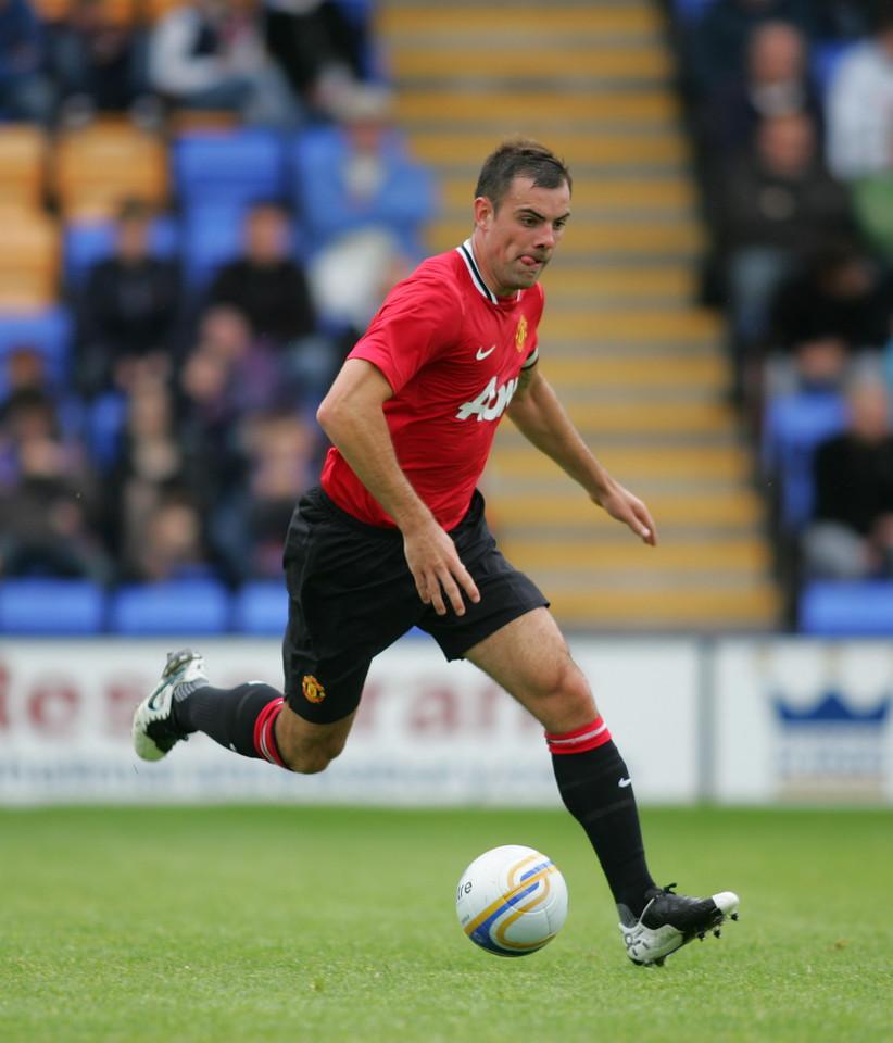Pre-Season Friendly - Shrewsbury Town vs. Manchester United XI - 17/07/11