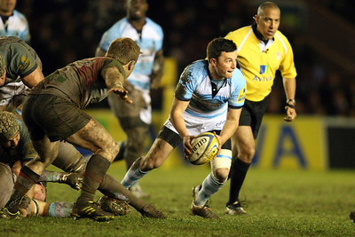 Aviva Premiership - Harlequins vs. Worcester Warriors - 18/02/12