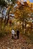 """""""Hiking at Bucks Pocket""""<br /> Honorable Mention-Color Prints<br /> Ken Gables"""