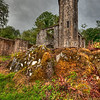 """Irish Ruins""<br /> Honorable Mention - Projected Images<br /> Steve Grunfeld"