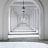 Arches<br /> Doug Stocks<br /> Honorable Mention, B&W Print