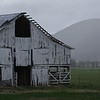 """White Barn""<br /> Honorable Mention - Digital Projection<br /> Penny Wegener"