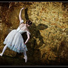 """Ballerina #4""<br /> Honorable Mention - Digital Projection<br /> Buddy Birdwell"
