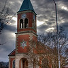 """St. Elias Maronite Church""<br /> Honorable Mention - Projected Images<br /> Gary Ricketts"
