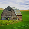 """Last Barn Dance""<br /> 3rd Place - Projected Images<br /> Anne Strictland"