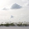 """Clouds at the Beach""<br /> Honorable Mention - Projected Images<br /> Robert Caldwell"