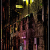 """""""In the Lyric Alley""""<br /> Honorable Mention - Projected Images<br /> Buddy Birdwell"""