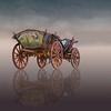 """Greek Cart""<br /> Honorable Mention - Digital Projection<br /> Ken Boyd"