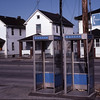 """""""Phone Booths""""<br /> Honorable Mention - Digital Projection<br /> Ken Boyd"""