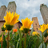 """San Gimignano""<br /> Honorable Mention - Projected Images<br /> Steve Grunfeld"