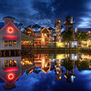 """The Village At Baytowne Wharf""<br /> Honorable Mention - Projected Images<br /> Terry Yarbrough"