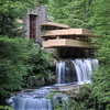 """Falling Water""<br /> Honorable Mention - Digital Projection<br /> Kevin Boyd"